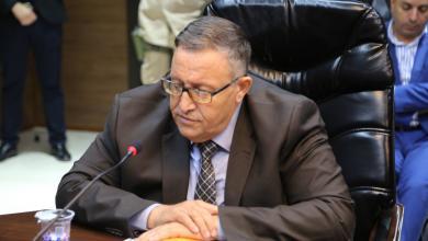 "Photo of الحبري: اقتصاد ليبيا أمام مرحلة خطيرة بسبب ""كورونا"""