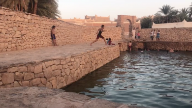 Photo of عين الفرس جنة الغدامسيين