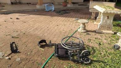 قصف المستشفى الميداني - السواني