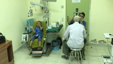 Photo of طبيب عيون ليبي متطوع يزور غدامس