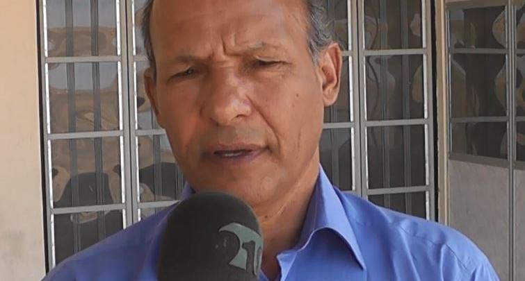 مدير مطار سبها محمد اوحيدة