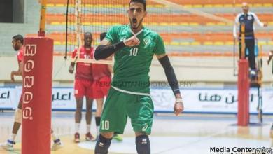 صورة شباب عيرا الأردني يضم لاعب النصر للكرة الطائرة