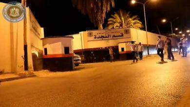 مديرية امن بنغازي - ارشيفية