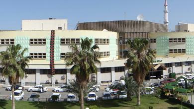صورة أعمال تطويرية واسعة بمستشفى الحروق