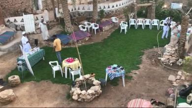 """Photo of مقهى """"توجدة"""" علامة غدامس المميزة"""