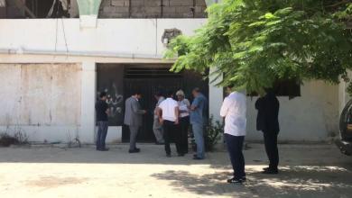 Photo of مكتب الرياضة ببنغازي يتسلم مقراً جديداً