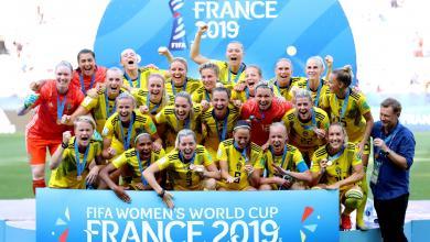 Photo of السويديات يظفرن ببرونزية مونديال السيدات