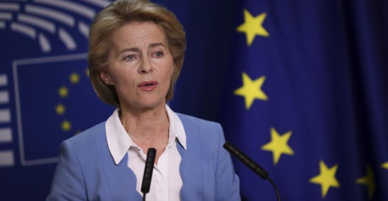 وزيرة الدفاع الألمانية سابقا أورسولا فون دير لاين