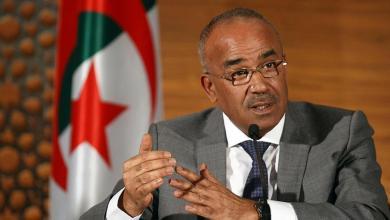 الوزير الأول نور الدين بدوي
