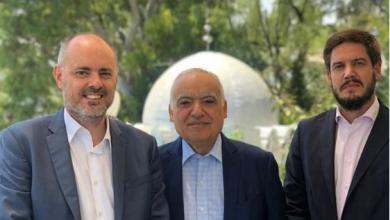 ملف الأزمة الليبية والعودة للعملية السياسية - محور لقاءات غسان سلامة في تونس مع سفراء أوروبيين
