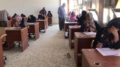 Photo of رقدالين .. البدء في امتحانات إتمام التعليم الأساسي