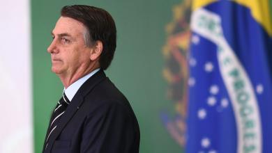 الرئيس البرازيلي جايير بولسانارو