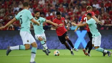 Photo of مانشستر يونايتد يتفوق على إنتر في الكأس الدولية