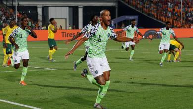 Photo of نسور نيجيريا تطير إلى نصف نهائي الكان