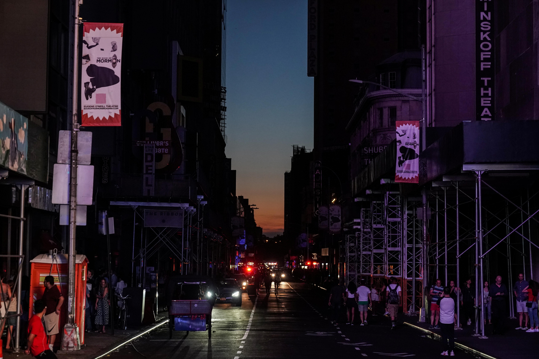 انقطاع الكهرباء عن مناطق في ولاية نيويورك الأمريكية