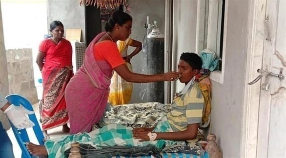 الشاب الهندي غاندام كيران