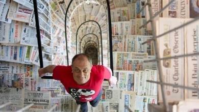 """Photo of إيطالي يدخل موسوعة غينيس بـ""""إنجاز غريب"""""""