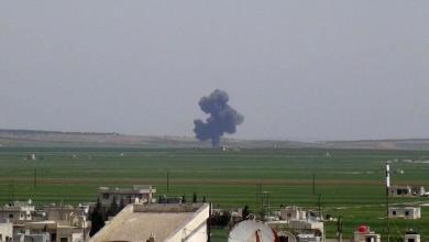 "Photo of تفجير استهدف ""العمود الفقري"" للجيش السوري"