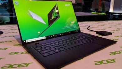 Photo of شركة Acer تطلق حاسوبا مميزا.. إليك أهم مواصفاته