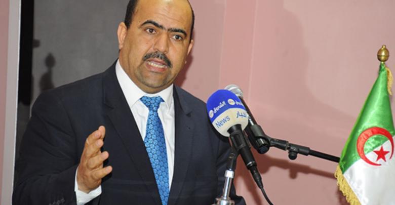 """سليمان شنين - رئيس البرلمان الجزائري المنتخب-""""صورة أرشيفية"""""""