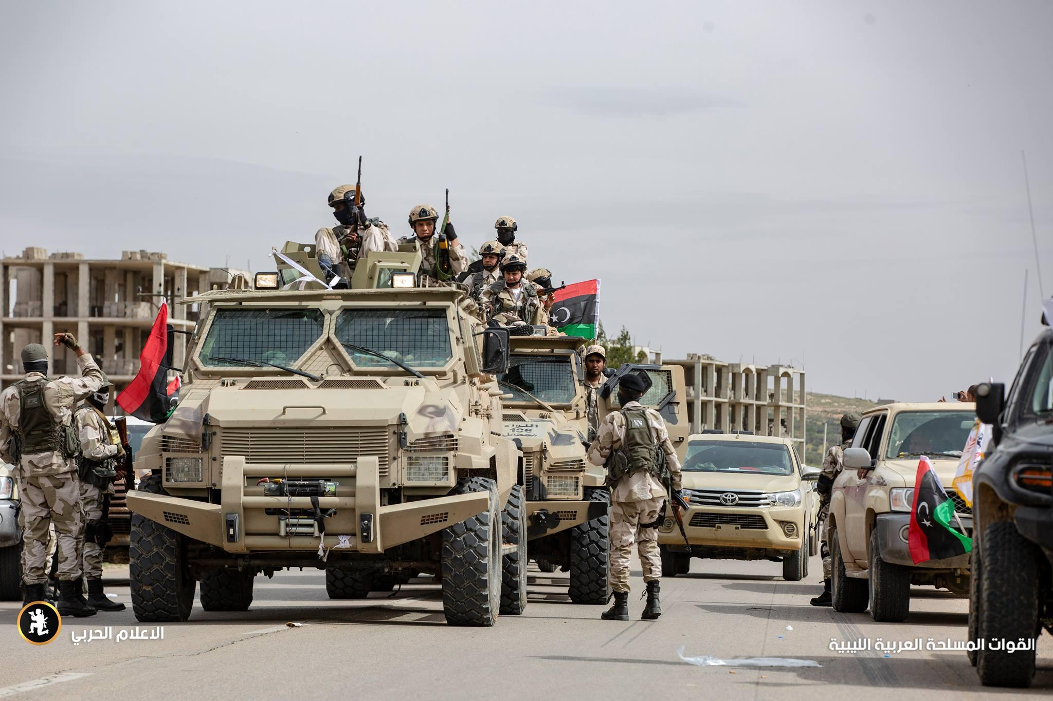 مصادر تكشف آخر التطورات الميدانية جنوب طرابلس