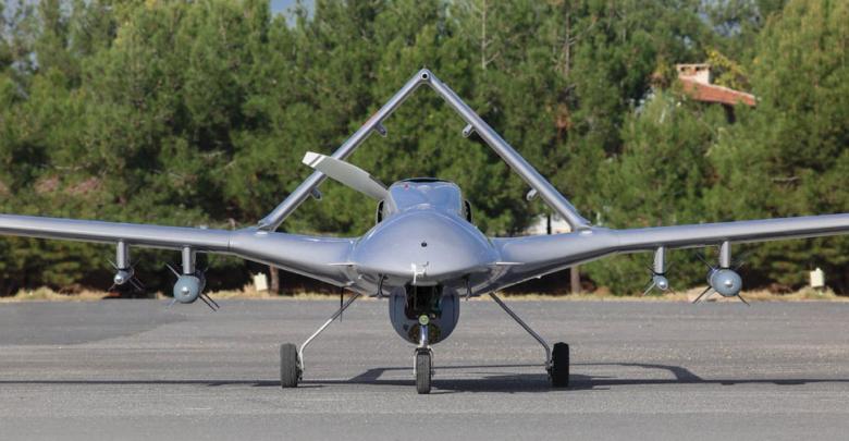 طائرة Bayraktar TB-2