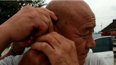 "Photo of قوّة هائلة لمعلم ""كونغ فو"" صيني.. شاهد الفيديو"