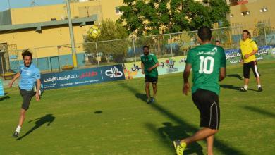 Photo of استئناف صيانة ملعب أبوسليم
