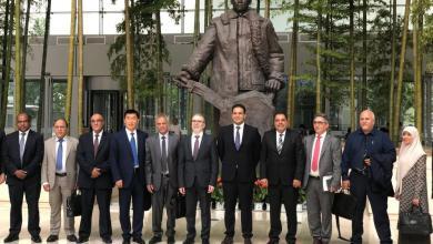 "Photo of ""الوطنية للنفط"" تطمح لتعاون أكبر مع الصين"