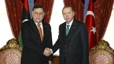 Photo of مصدر لـ218: تركيا تُرسل إمدادات للوفاق