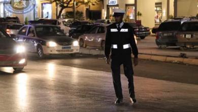 مديرية أمن بنغازي تواصل تنفيذ خطتها الأمنية