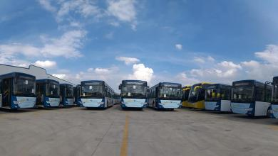 Photo of ترقب وصول 37 حافلة نقل إلى طرابلس (صور)
