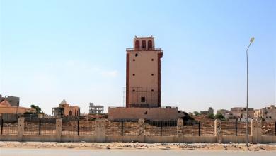 Photo of بدء أعمال ترميم منارة بنغازي التاريخية