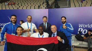Photo of ليبيا في افتتاح بطولة العالم لرفعات القوة البدنية