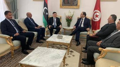 صورة الشاهد للسراج: نبذل جهدنا لإنهاء القتال في ليبيا
