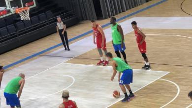 Photo of بدروش يشارك في معسكر دولي لكرة السلة