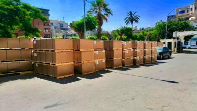 """صورة """"مستشفى العيون"""" في طرابلس يتسلّم 80 سريرا"""