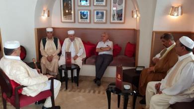المبعوث الأممي غسان سلامة يجتمع في تونس مع المجلس الاجتماعي لمدينة بني وليد