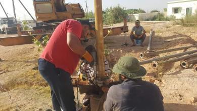 Photo of صيانة وتركيب مضخات آبار المياه ببني وليد