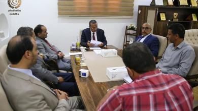 Photo of الثني يوجّه بحل مختنقات بلدية بني وليد