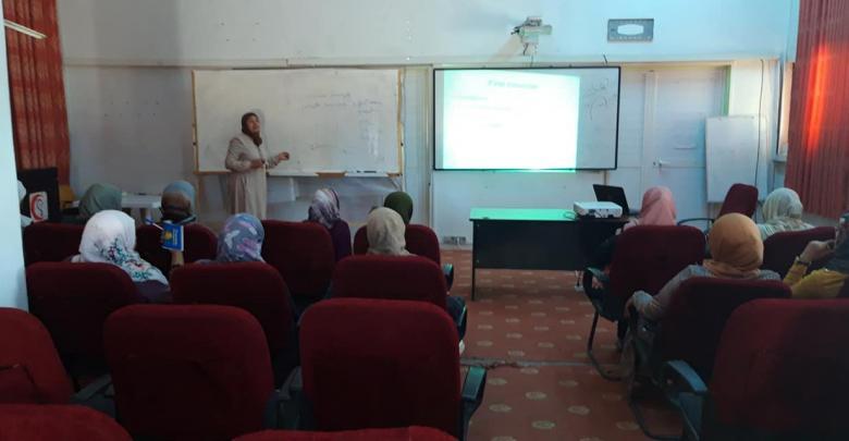 مركز سبها الطبي يعلن انطلاق دورة رعاية الطفل والأم