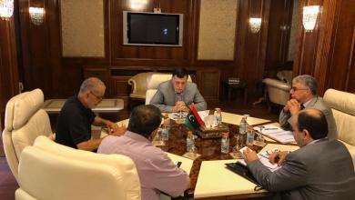 Photo of السراج يبحث عن حل لأزمة الكهرباء
