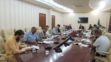 "Photo of الوفاق تبحث عن مخرج لـ""أزمة النظافة"" بطرابلس"