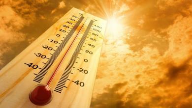صورة موجة حرّ عالية تضرب ليبيا هذا الأسبوع