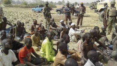"""صورة أطفال أفريقيا وقود """"بوكو حرام"""" لصناعة الإرهاب"""