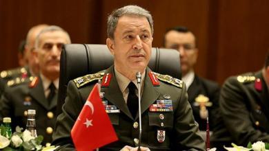 صورة وزير تركي: اتفاقيتنا مع الوفاق ستحمي مصالحنا