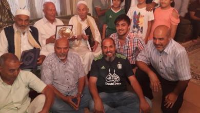 Photo of لجنة حكماء الأهلي طرابلس تزور أبو الشواشي