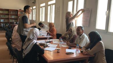 """Photo of ورشة في أبوعيسى """"توعّي"""" بالديمقراطية"""