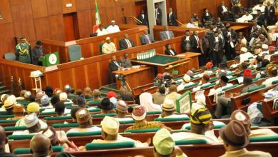 البرلمان النيجيري