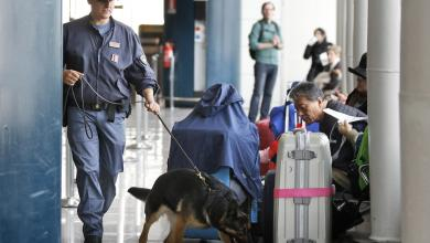 Photo of مسافر يحاول تهريب المخدرات بطريقة لا تصدق